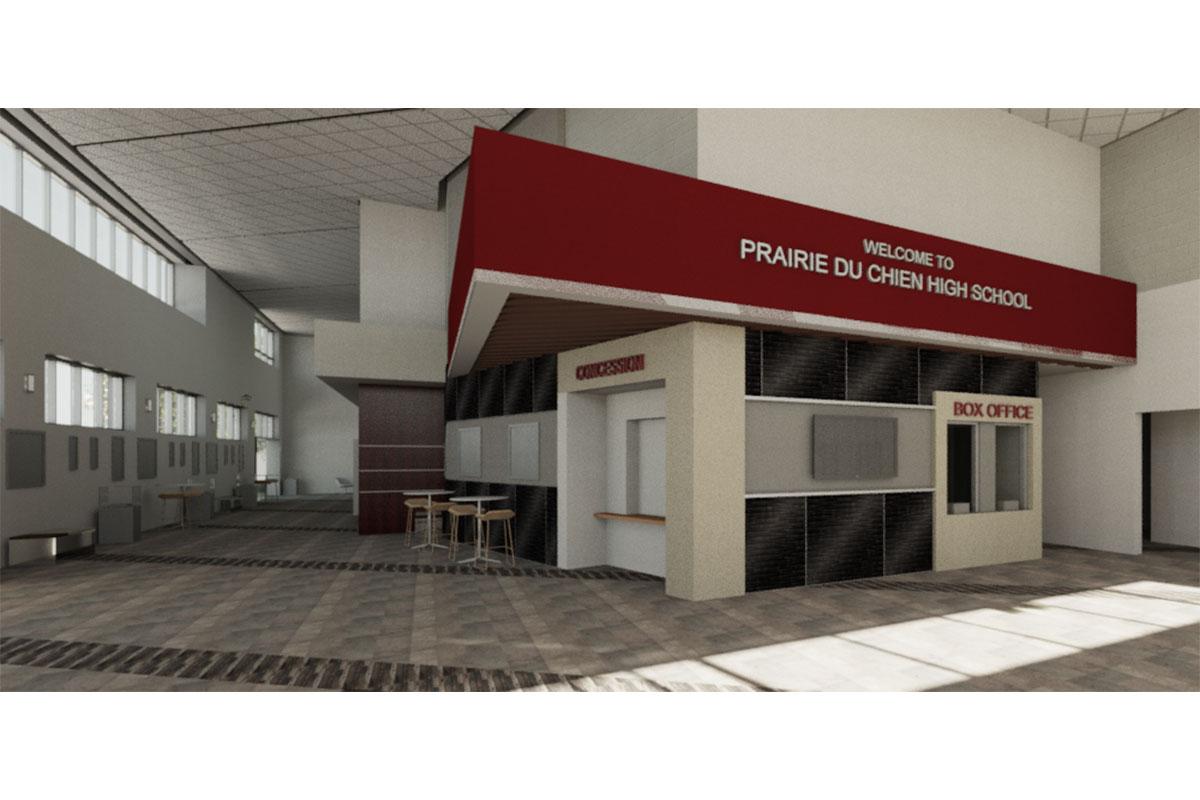 Prairie Du Chien Area School District Hsr Associates